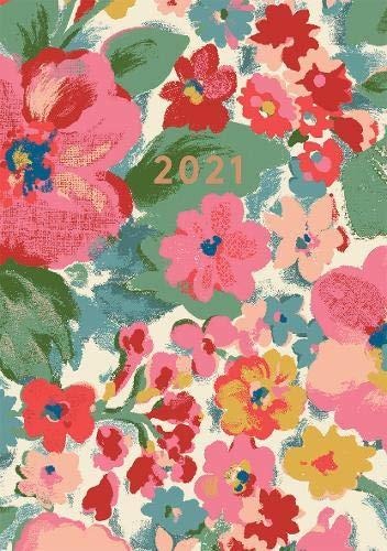 Cath Kidston A5 Painted Blooms 2021 diary - Daisy Park