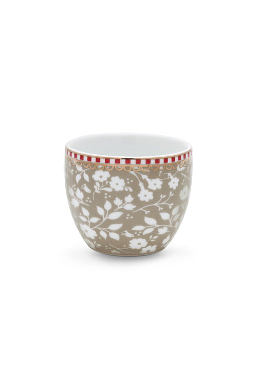 Pip Studio Floral egg cup lovely branches khaki - Daisy Park