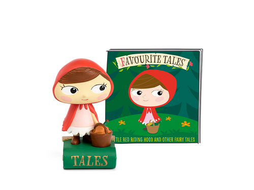 Little Red Riding Hood and other Fairy tales - Daisy Park