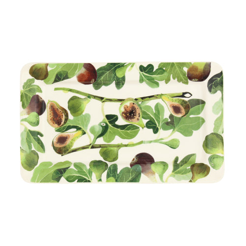 Emma Bridgewater Figs medium oblong plate - Daisy Park