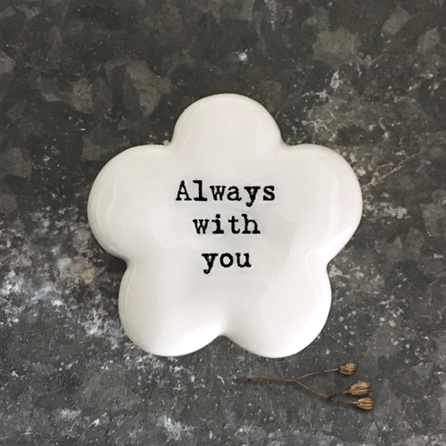 Flower Token - Always With You - Daisy Park