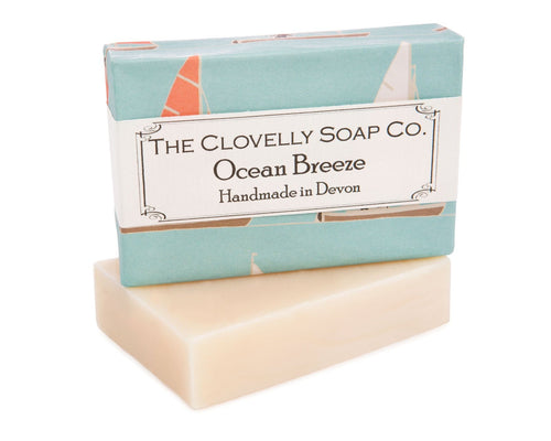 Clovelly Soap Ocean Breeze - Daisy Park