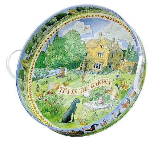 Matthew Rice large Year in the country Summer tray - Daisy Park