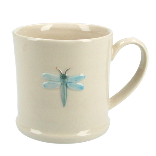 Dragonfly ceramic mini mug - Daisy Park