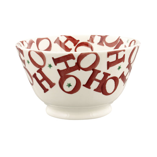 Emma Bridgewater HOHOHO Small Old Bowl - Daisy Park
