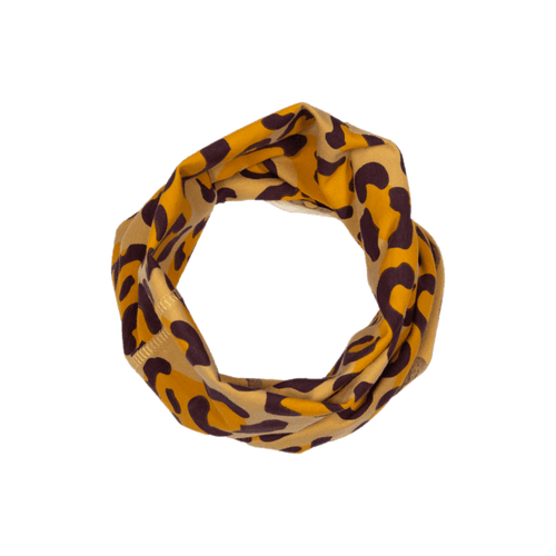 Leopard print multiway band - Daisy Park
