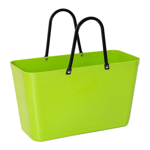 Hinza bag  large standard plastic - Lime - Daisy Park