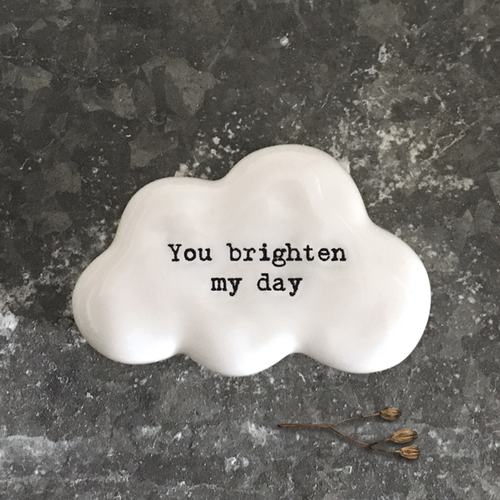 Cloud Token - You Brighten My Day - Daisy Park