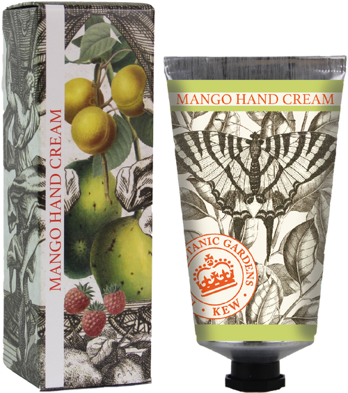 Kew Gardens 75ml Mango hand cream