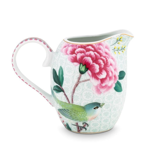 Pip Studio Blushing Birds white small milk jug