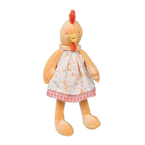 Moulin Roty Little Felicie the hen - 30cm