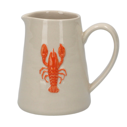 Lobster ceramic mini jug - Daisy Park