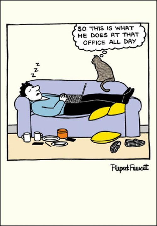 Office work card