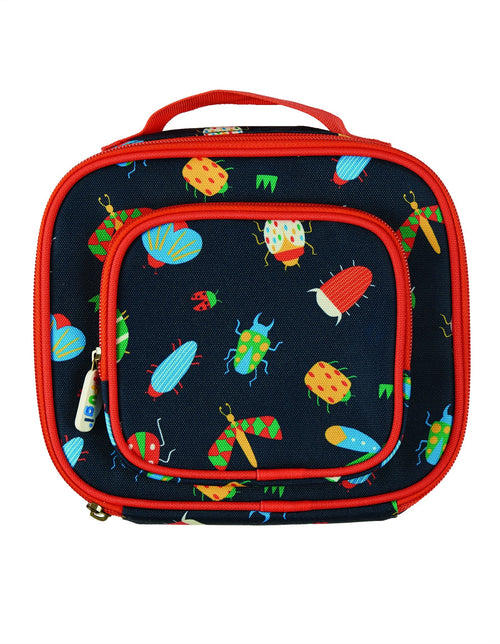 Frugi Bugs Pack A Snack Lunch Bag - Daisy Park