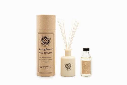St Eval Spring Flower Reed Diffuser - Daisy Park
