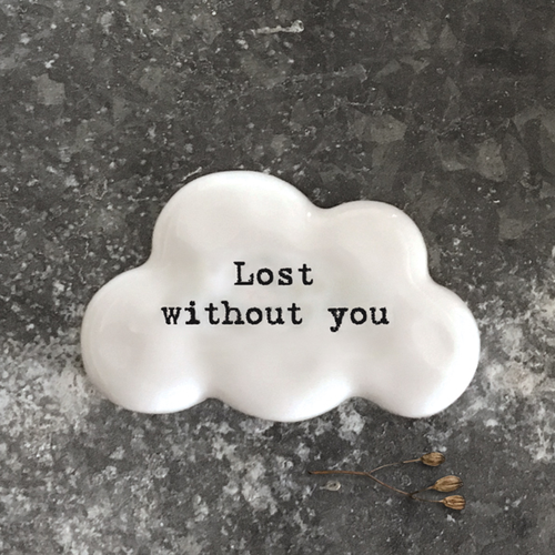 Cloud Token - Lost Without You - Daisy Park