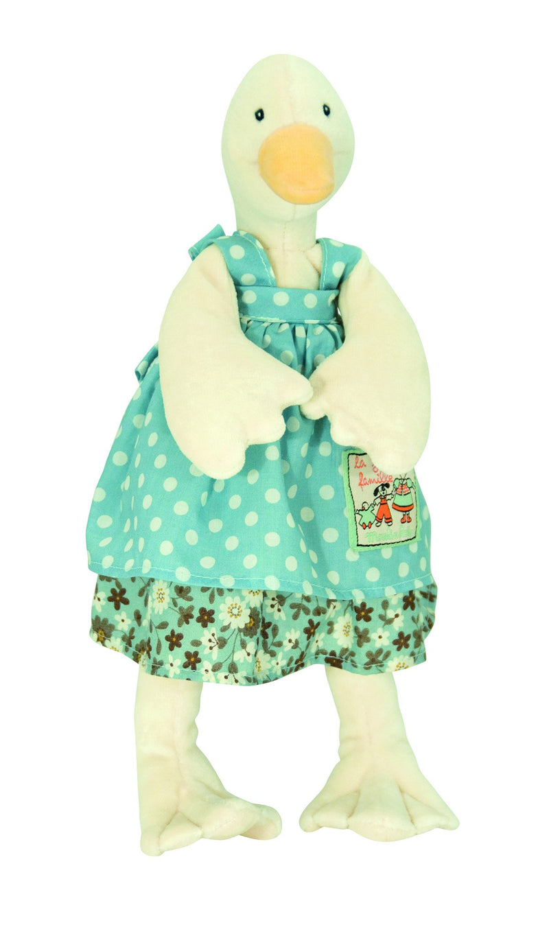 Moulin Roty Little Jeanne the duck 30cm - Daisy Park