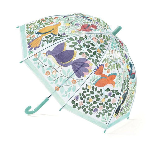 Djeco Flower and birds Umbrella - Daisy Park
