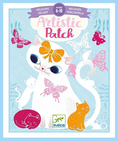 Djeco Artistic Patch Little Pets