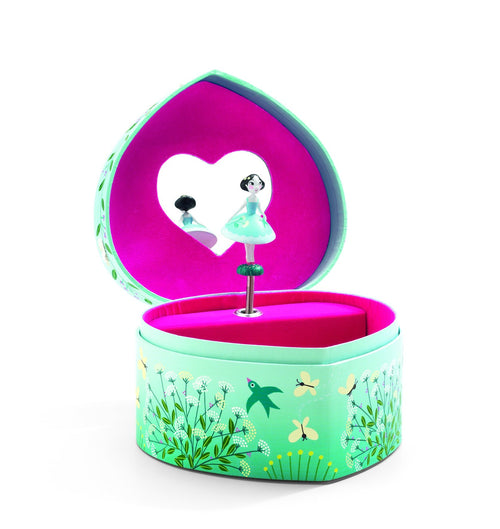 Djeco Budding Dancer musical box