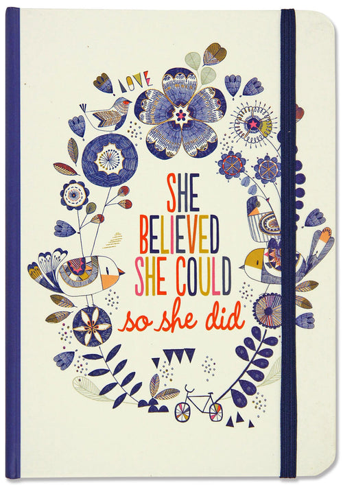 She believed journal - Daisy Park
