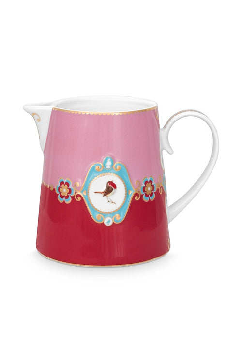 Pip Studios Love Bird large red jug
