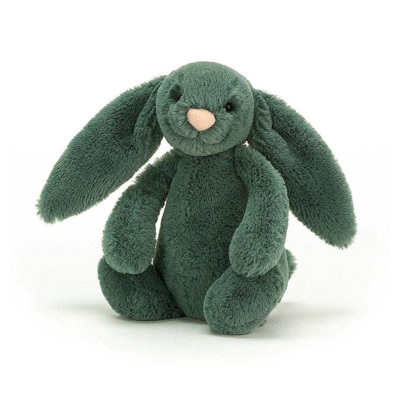 Jellycat Bashful Forest Bunny small - Daisy Park