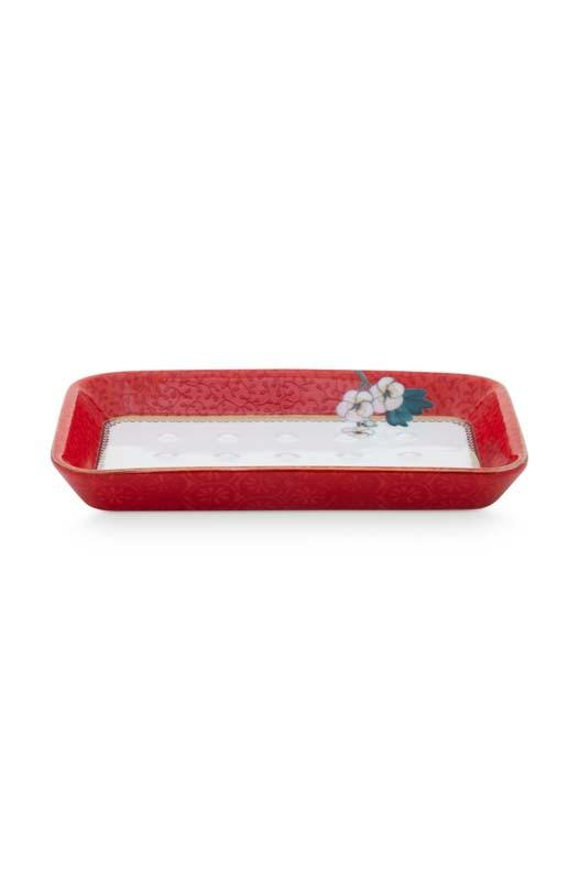 Pip Studio Good Morning red soap dish - Daisy Park