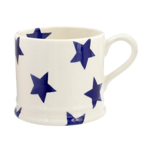 Emma Bridgewater Blue Star Small Mug - Daisy Park