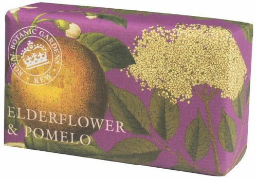 Kew Gardens Elderflower and Pomelo soap - Daisy Park