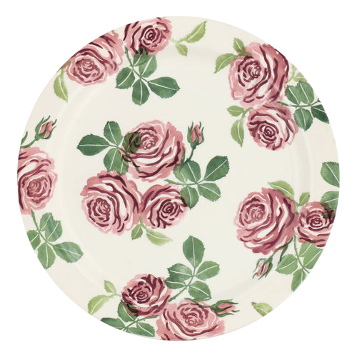 Emma Bridgewater Pink Roses serving plate - Daisy Park