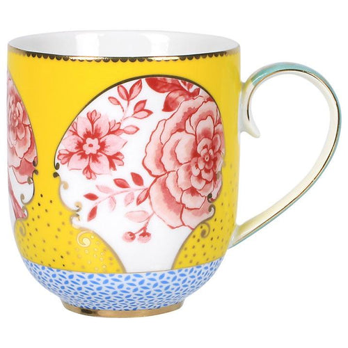 Pip Studio Royal Pip yellow large mug
