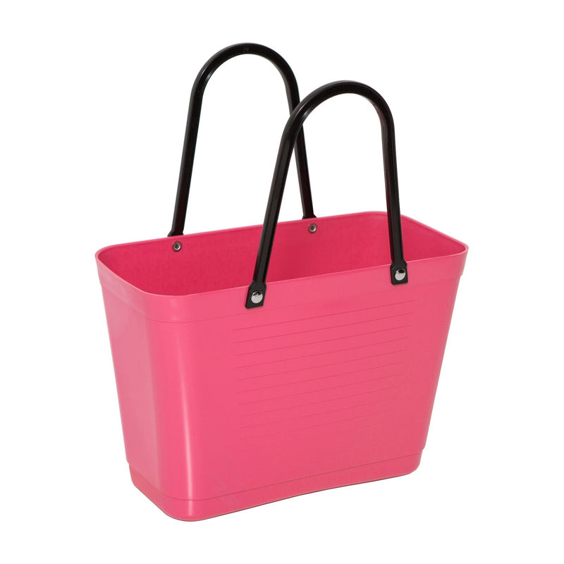 Hinza bag small green plastic - Tropical Pink