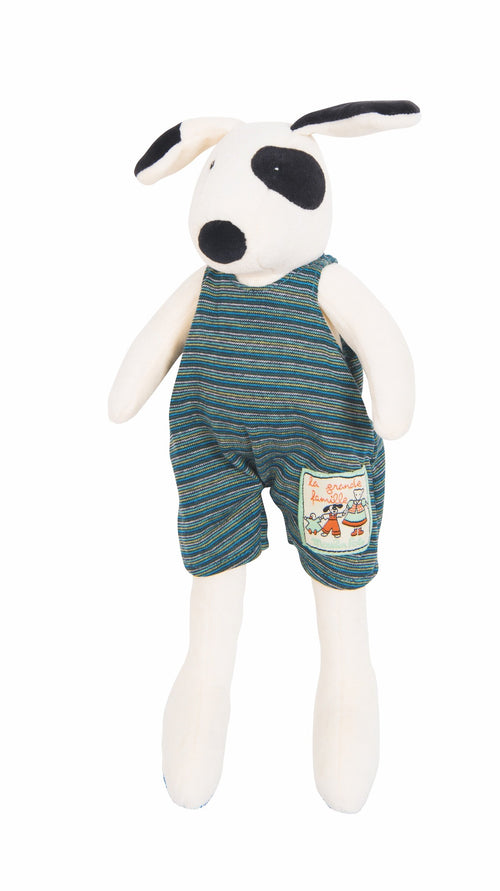 Moulin Roty Little Julius the dog 30cm - Daisy Park