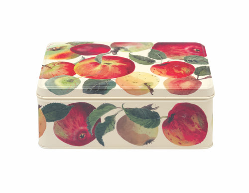 Emma Bridgewater Apples deep rectangular tin - Daisy Park
