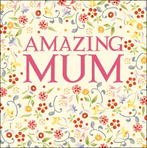 Emma Bridgewater Amazing Mum card