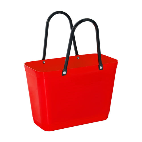 Hinza bag small standard plastic - Red - Daisy Park