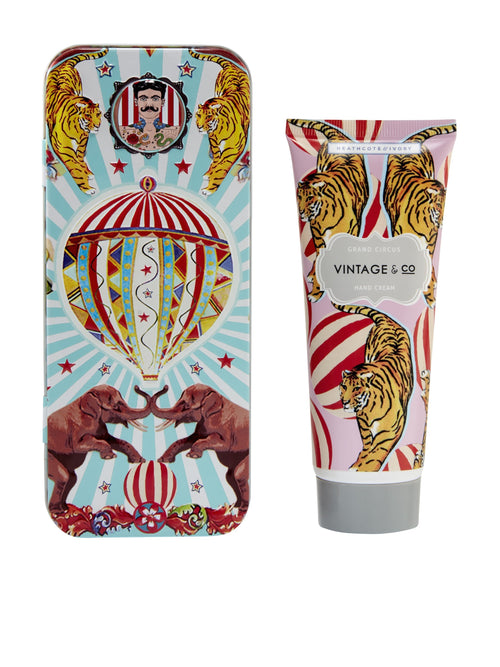 Grand Circus hand cream in tin - Daisy Park