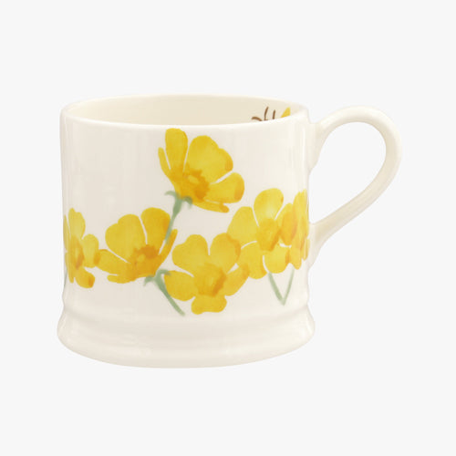 Emma Bridgewater scattered Buttercups small mug - Daisy Park