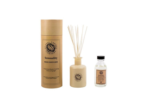 St Eval Sensuality diffuser - Daisy Park