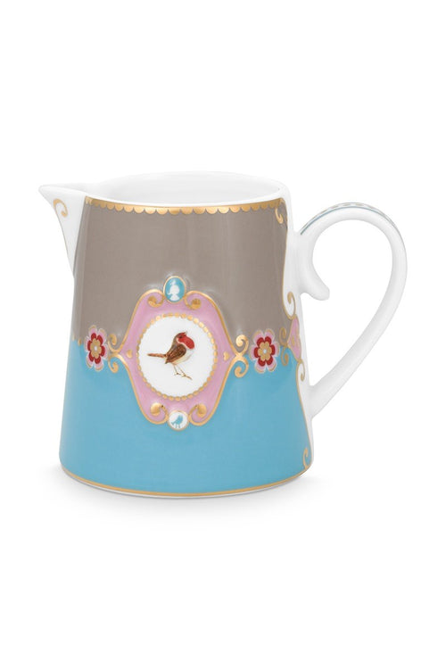 Pip Studios Love Bird large blue jug
