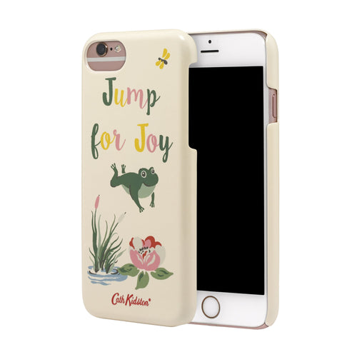 Cath Kidston Bathing Frogs phone case - Daisy Park