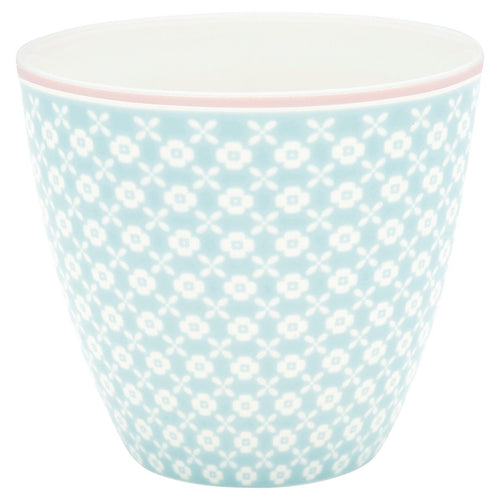 Greengate Helle pale blue Latte cup