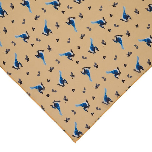 Erstwilder The Blue Jay Way Head Scarf - Daisy Park