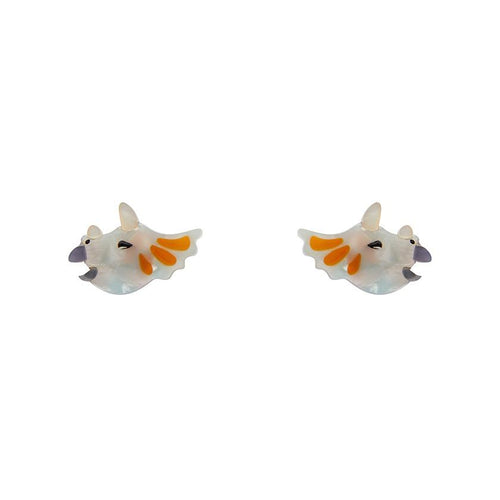 Erstwilder Tricera-Pop Earrings - Daisy Park