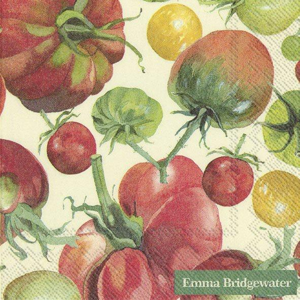 Emma Bridgewater Tomatoes cocktail napkins