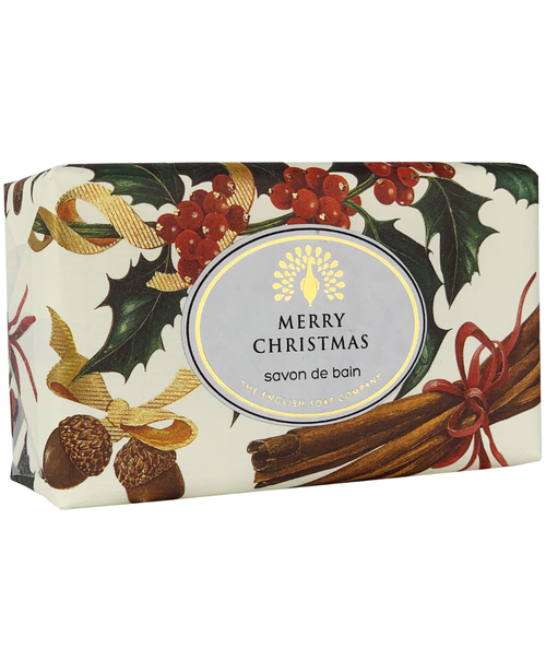 Hand Made Soap Vintage Winter Berries 200g - Daisy Park