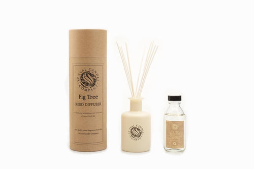 St Eval Fig Tree reed diffuser