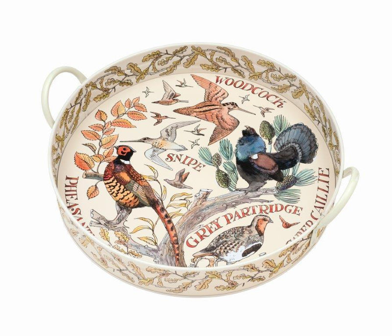Emma Bridgewater Game Birds large tray
