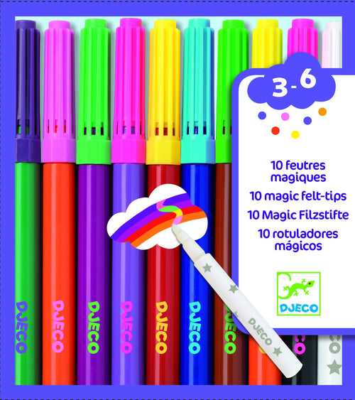 Djeco Magic felt tips - Daisy Park